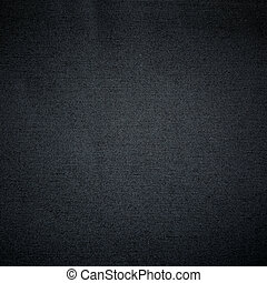Black fabric texture, perfect as a background