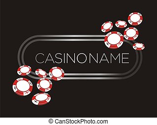 casino banner, poster, backdrop wi - suitable for...