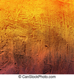 Abstract background - Abstract orange background brown...