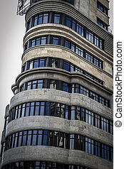 Callao, Image of the city of Madrid, its characteristic...