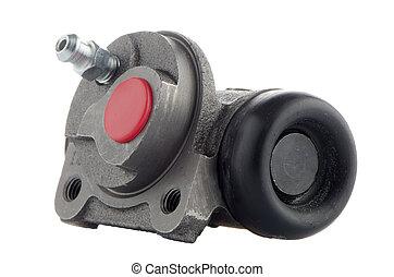 Car cylinder brake drum