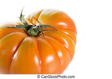 Tomato Raf - Delicious and fresh tomato on a white...