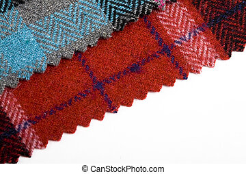 tartan plaid - Has the textured tartan plaid background
