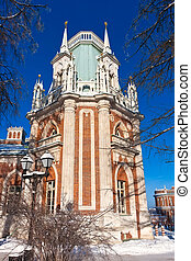 Tsaritsyno in Moscow - Tsaritsyno - State Museum Reserve...