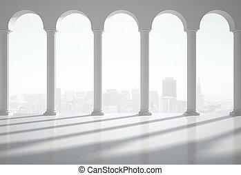 classic interior