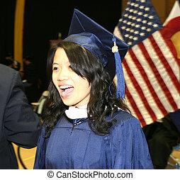 excitado, graduado