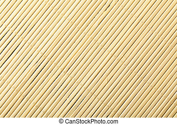 Bamboo mat surface pattern diagonal background texture -...