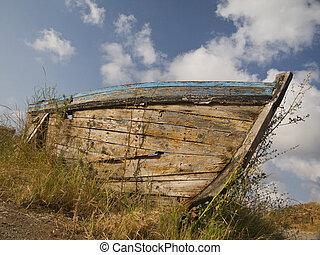 antigas, náutico, navio
