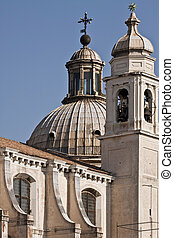 Venice - Church of the Jesuits Chiesa dei Gesuiti - An...