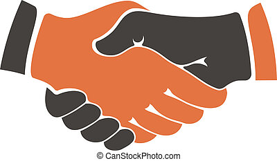 Shaking hands between cultural communities - Conceptual...