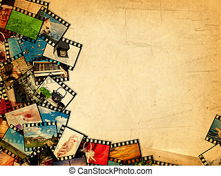 Photographic Films - A Lot of Color Photographic Films (I am...