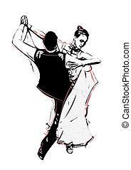 latino dancer