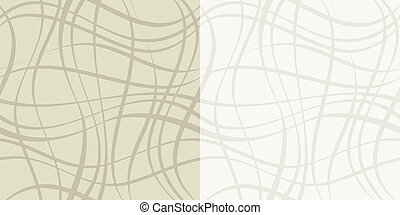Seamless geometric pattern with lines
