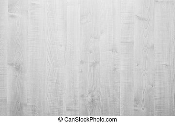 White rustic wood background. Bright, natural material