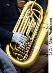 Trombones, juego