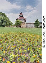 Esslingen am Neckar Castles Big Tower, Germany - Esslingen...