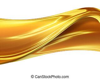 caramel wave
