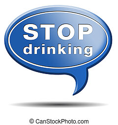 Stop drinking Illustrations and Stock Art. 1,257 Stop ...