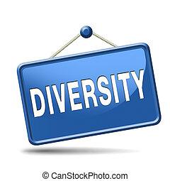 diversity - Diversity towards diversification in culture...