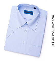shirt. mens shirt on a background - shirt. mens shirt on...