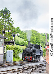 Welshpool and Llanfair Light Railway, Wales