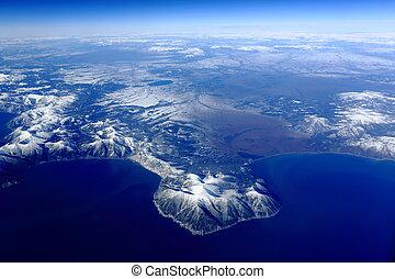 Kamchatka Peninsula - the mountains of Kamchatka...