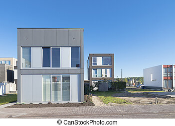 new housing - newly build residential houses in almere,...