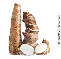 mandioca, (yucca)