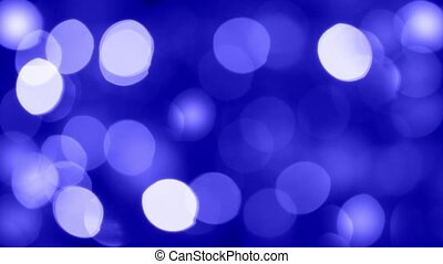 Beautiful abstract Bokeh