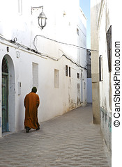 Alley in Morocco