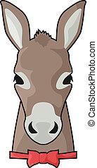 Elegance donkey - Creative design of elegance donkey