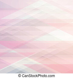 Vector Abstract Light Background - Vector Illustration of an...
