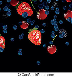 Vector berries