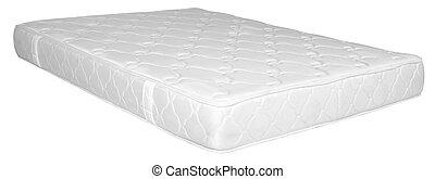 Mattress. Isolated - Orthopedic mattress