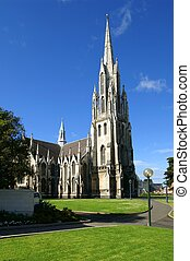 First Church in Dunedin, New Zealand - First Presbyterian...