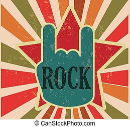 musical design over grunge background vector illustration