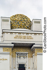Secession Building, Vienna - The Secession Building is an...