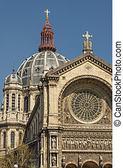 Church of St. Augustine in Paris - France