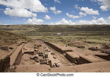 tiahuanaco, o,  tiwanaku