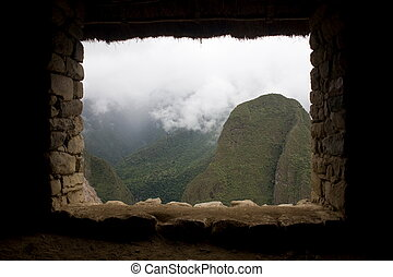 Machu Picchu is a pre-Columbian Inca site located 2,430...