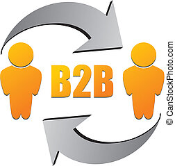 business to business, B2B