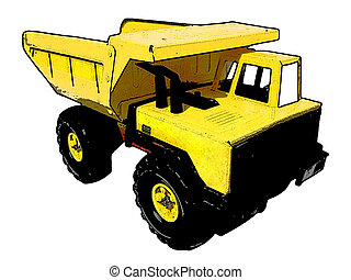 Dump truck Illustrations and Clipart. 4,136 Dump truck royalty ...