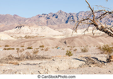 Furnace Creek is a census-designated place CDP in Inyo...