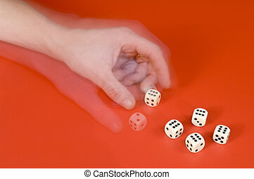Changing the dice - Cheating big time - Big time cheating in...