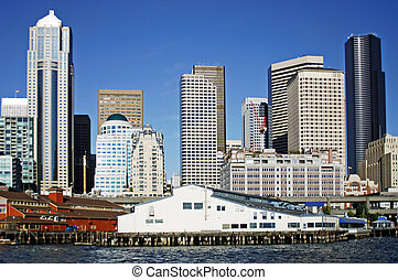 The Seattle Piers