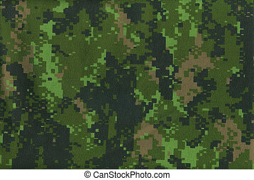 Digital military camo texture, for future military usage...