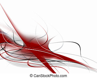 abstract background with cross lines
