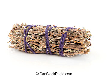 Smudge Stick - Smudge sage stick used in ceremonial rituals...