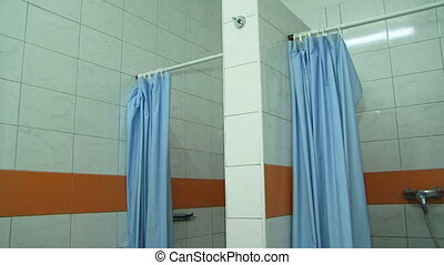 Shower cabins