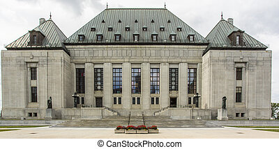 Supreme Court of Canada - The Supreme Court Building is a...